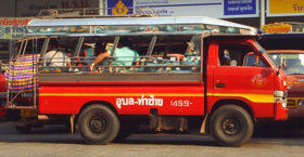 Getting Around Khao Lak