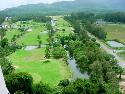 Khao Lak Golf